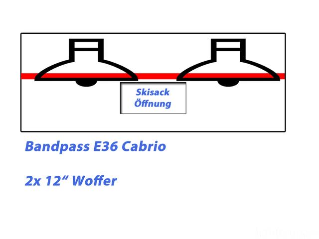 Bandpass Vorschlag 2