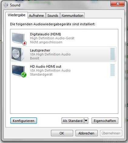 HDMI Audio?