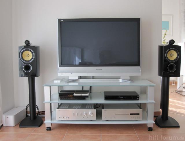 Yamaha A/CD-S2000 -1