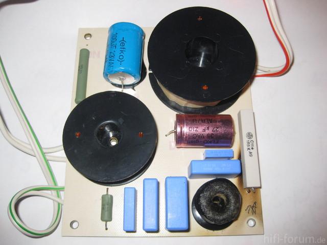 Frequenzweiche Teufel M200