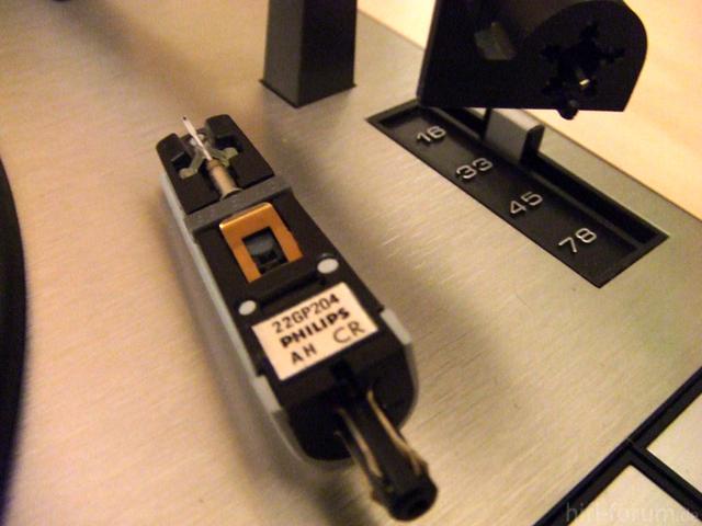 Philips 22 GA 247 - Tonabnehmer