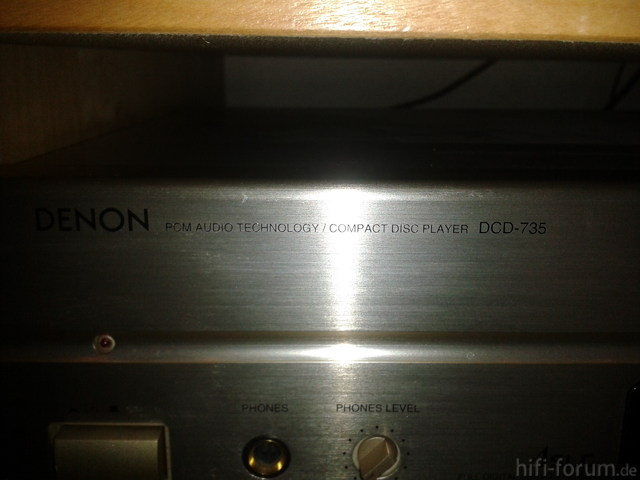 Denpn CD-Player