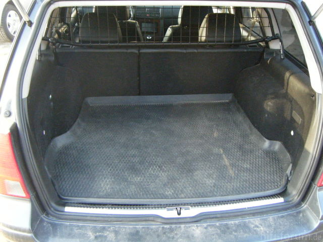 Mein Nutzbarer Kofferraum