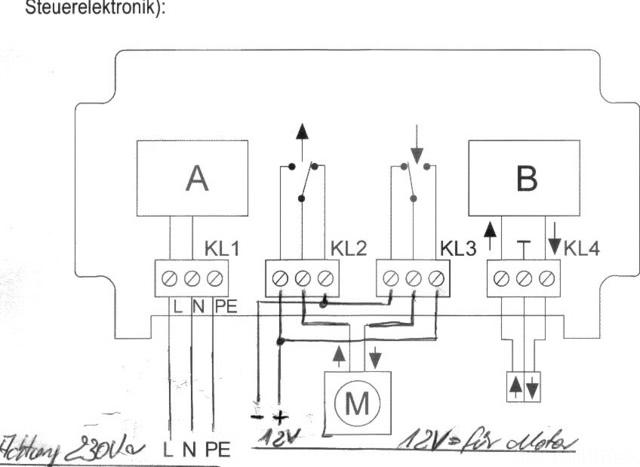 Schaltung F?r 12V = Motor
