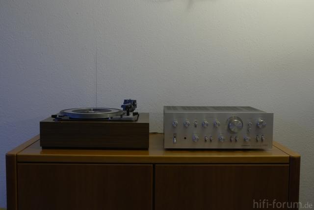 Dual 1019 Pioneer 9500ii