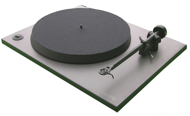 Rega Planar 2 Mit Tonarm - Ohne System
