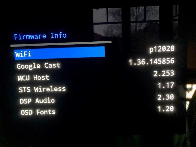 Alte Firmware