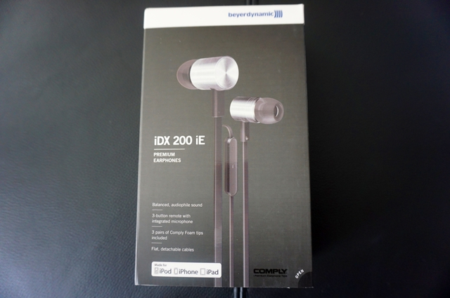 beyerdynamic iDX200iE