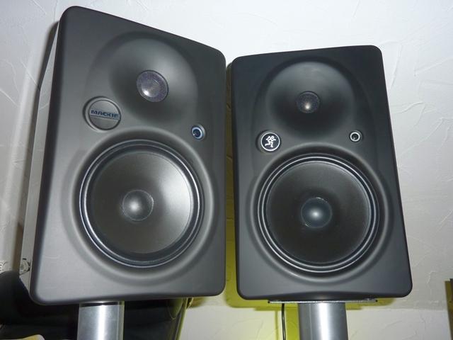 Mackie HR824 MK2 und Mackie HR624 MK2