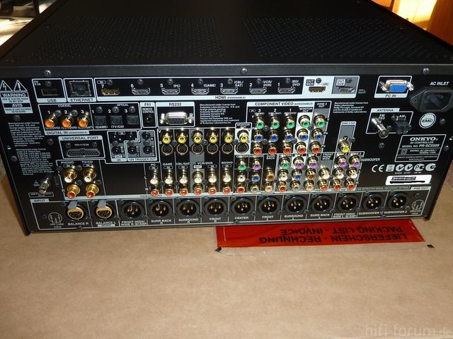Onkyo PR-SC5509