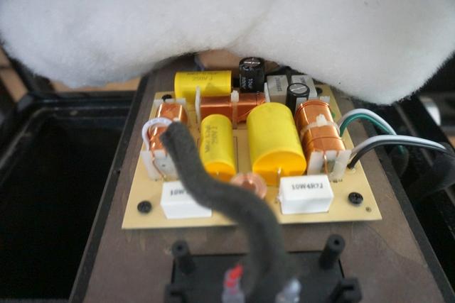 Saxx CX-30 Frequenzweiche
