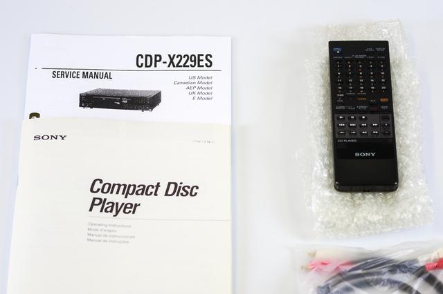 CDP-X 229 ES