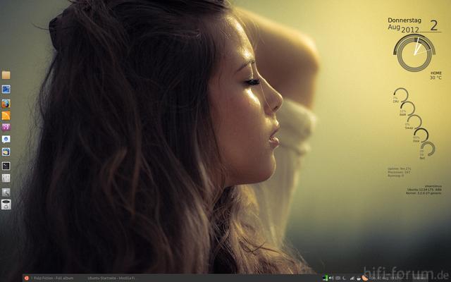 Desktop Xubuntu