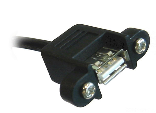 USB Montagebuchse