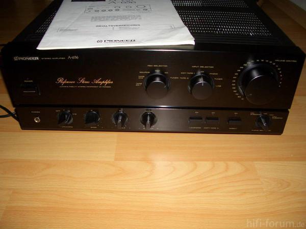 Pioneer A 656 Foto Bild 57566328