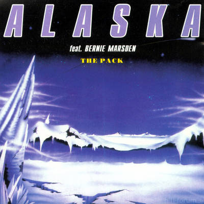 Alaska   The Pack Front Cover 3636