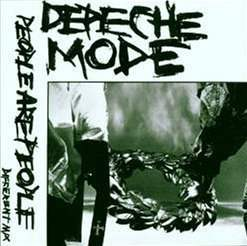 Depeche Mode People Are People Maxi Cover