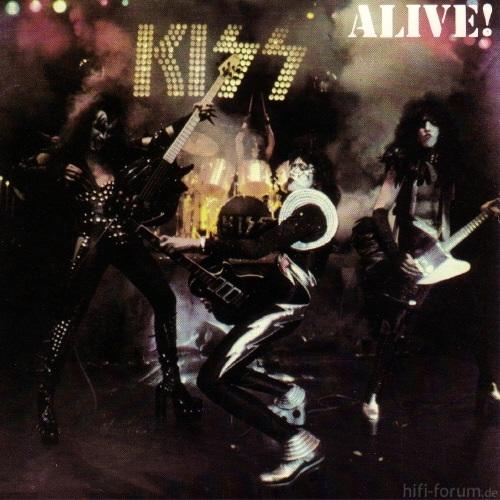 KISS Alive