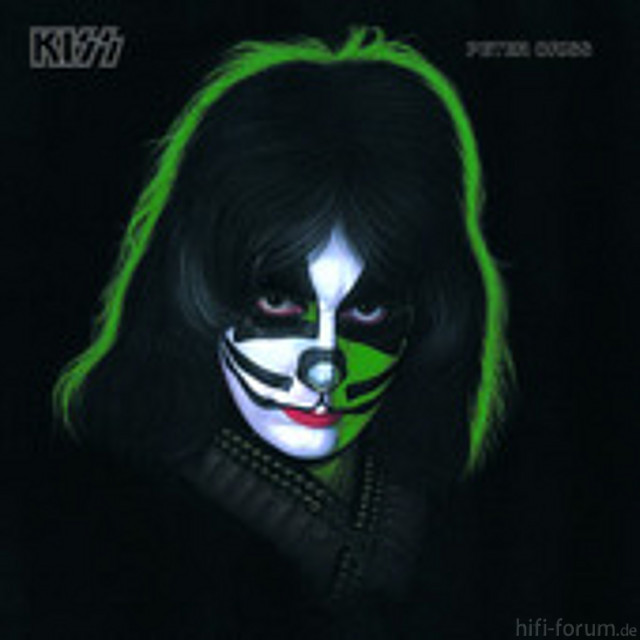 Kiss Kiss Peter Criss