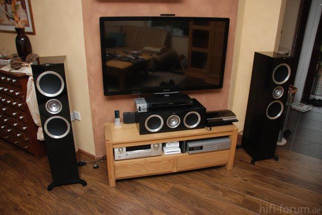 KEF R900 Und R600c