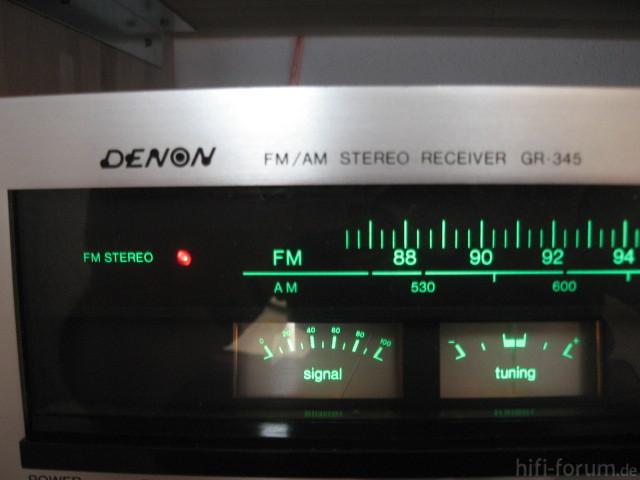 Denon GR-345
