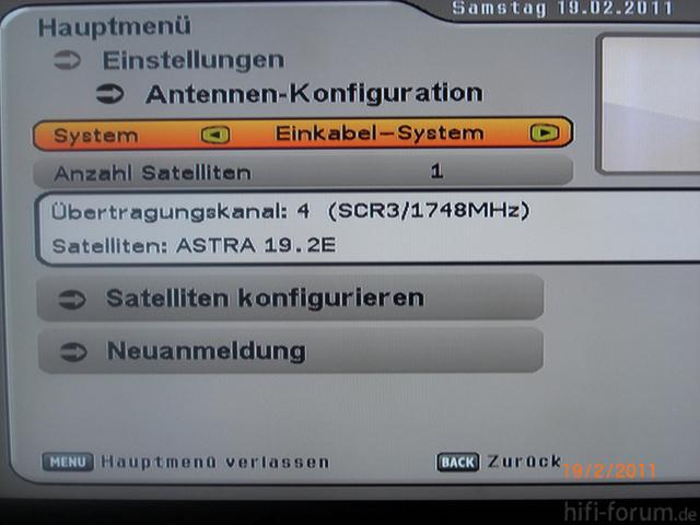 Kathrein UFS650