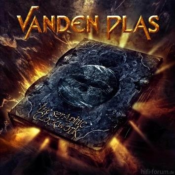 Vanden Plas Seraphic Clockwork