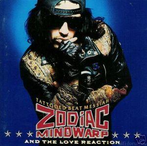 Zodiac Mindwarp Tattooed Beat Mes 505350