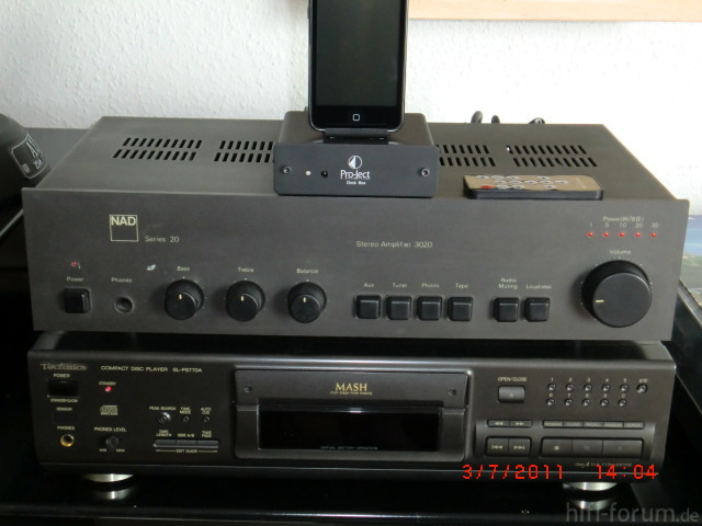 Stereo-Anlage