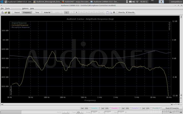 Frequenzgang L 25Juli12