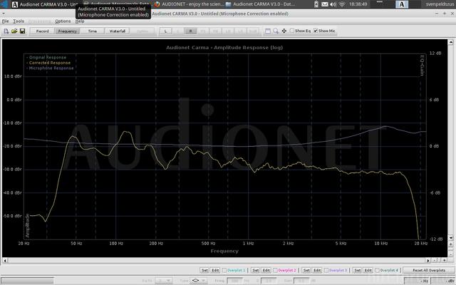 Frequenzgang R 25Juli12