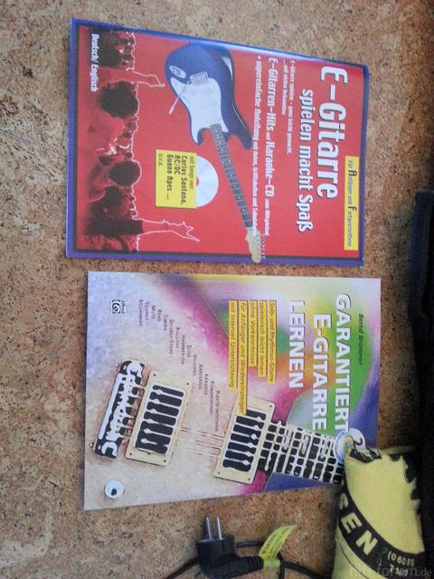 Verkaufe E-Gitarren Einsteiger-Set
