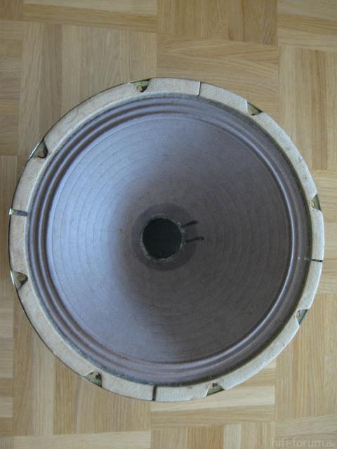 Unbekannter Tiefmitteltöner 25cm