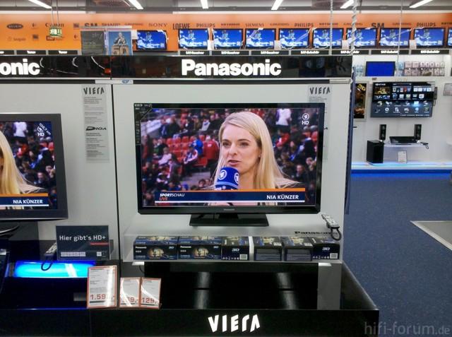 Panasonic 46GT30