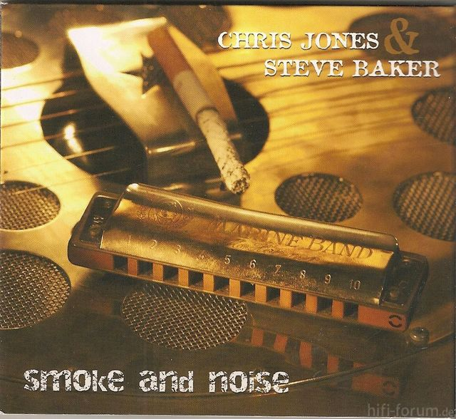 Chris Jones & Steve Baker