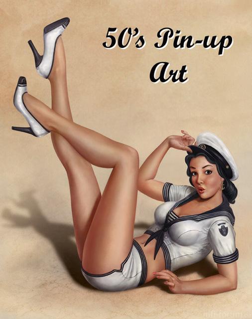 50s Pinup 1