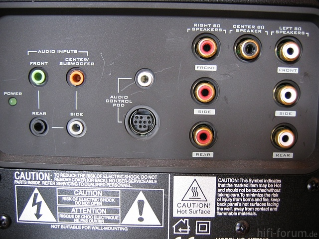 Anschluesse S750