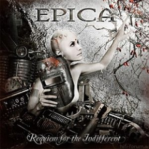Epica RequiemForTheIndifferent Cover