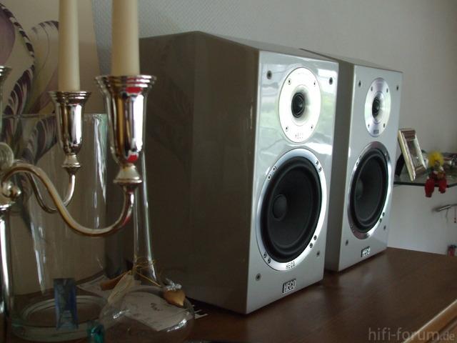 Heco Celan Xt 301 Silber