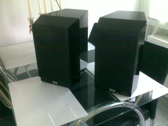 Heco XT 301 Piano Black