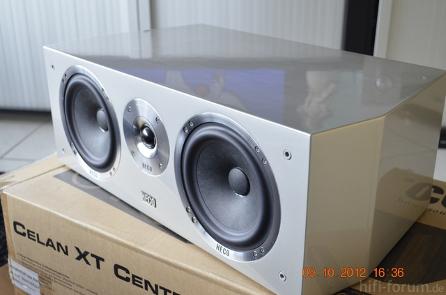 Xt Center Silber