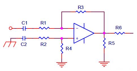 Eingangsverstärker/Mixer