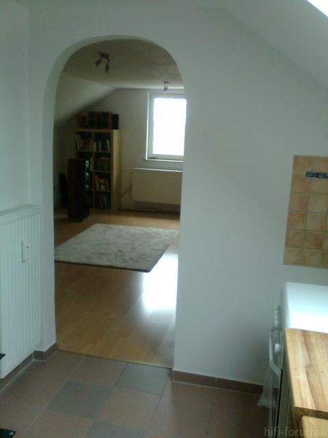 schalld mmung fehlende t r zum wohnzimmer vorhang sinnvoll akustik hifi forum. Black Bedroom Furniture Sets. Home Design Ideas