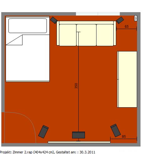 Zimmer 2 + LS