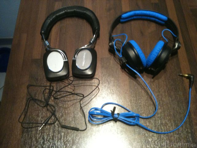 B&W P5 Vs Sennheiser HD25
