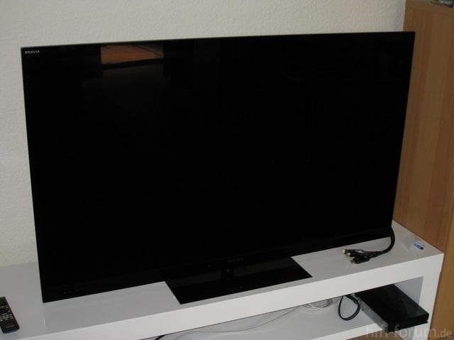 Fernseher (Gesamt) Sicht 1 Sony 55HX925