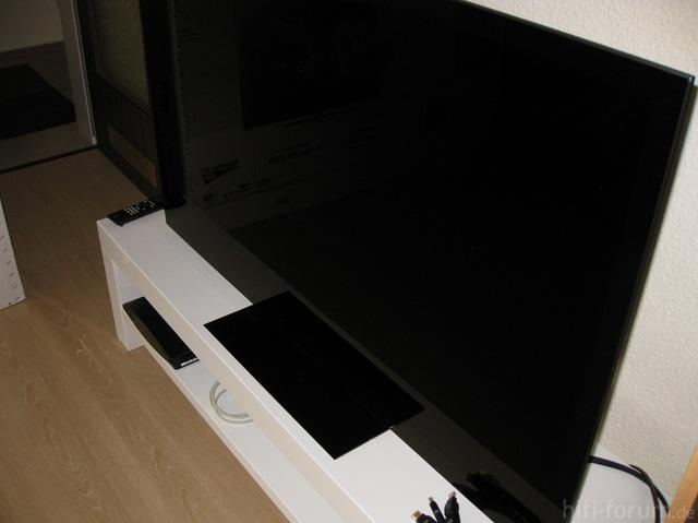 Fernseher (Gesamt) Sicht 2 Sony 55HX925