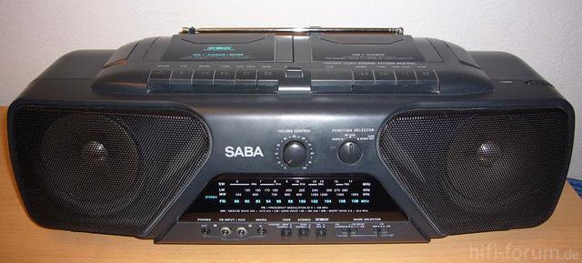Saba RCR-596