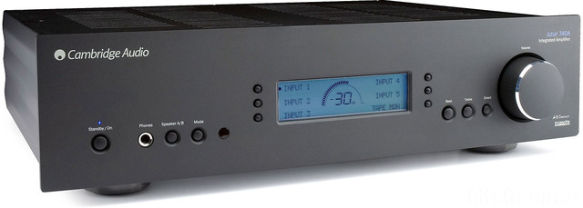 Cambridge Audio 740A Black