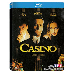 Casino FR Import Steelbook